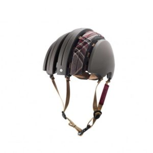 Product image of Brooks England bicycle helmet in grey