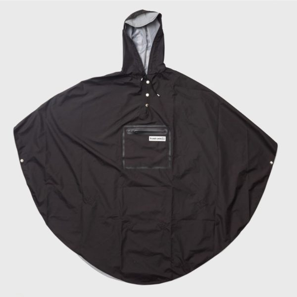 Product image of The people's poncho in black