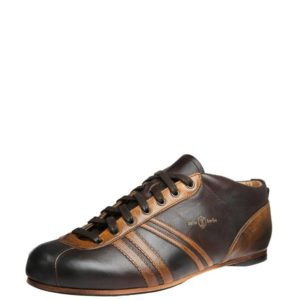 Product image from the front side of Zeha Berlin's Carl Häßner Liga in Castnio and dark brown