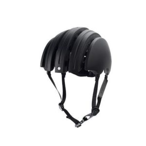 Product image of Brooks England bicycle helmet in all Black