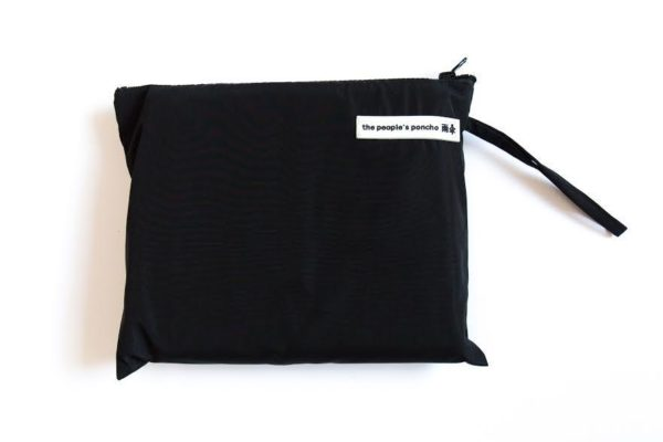 Product image of The people's poncho wrap in the bag