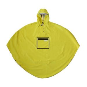 Product image of The people's poncho in yellow
