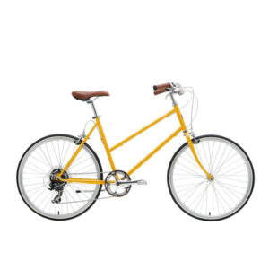 Product image of Tokyobike's Bisou model in the color Saffron